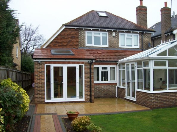 Gallery Extensions Single Storey Rear Extension In Bickley
