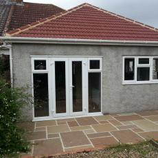 single storey rear extension in orpington