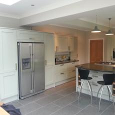 bexleyheath extension and kitchen fit
