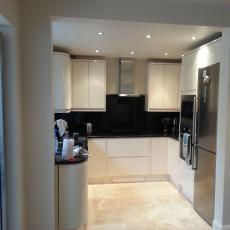 kitchen fit in west norwood