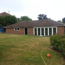 New Build Gymnasium /Garage in Bromley